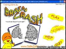 brain crash